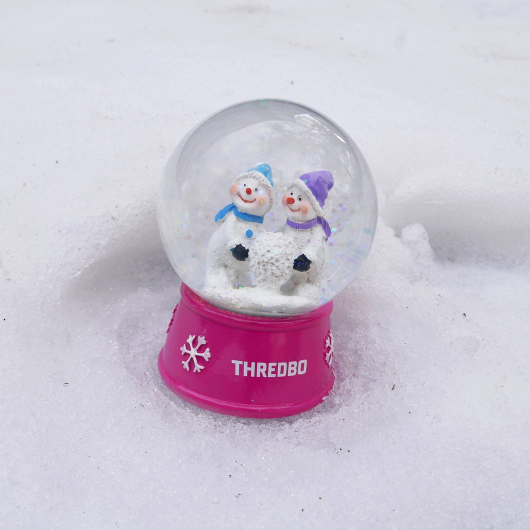 Thredbo Snow Globe Large