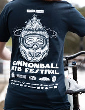 2019 Cannonball Kids T-Shirt Navy