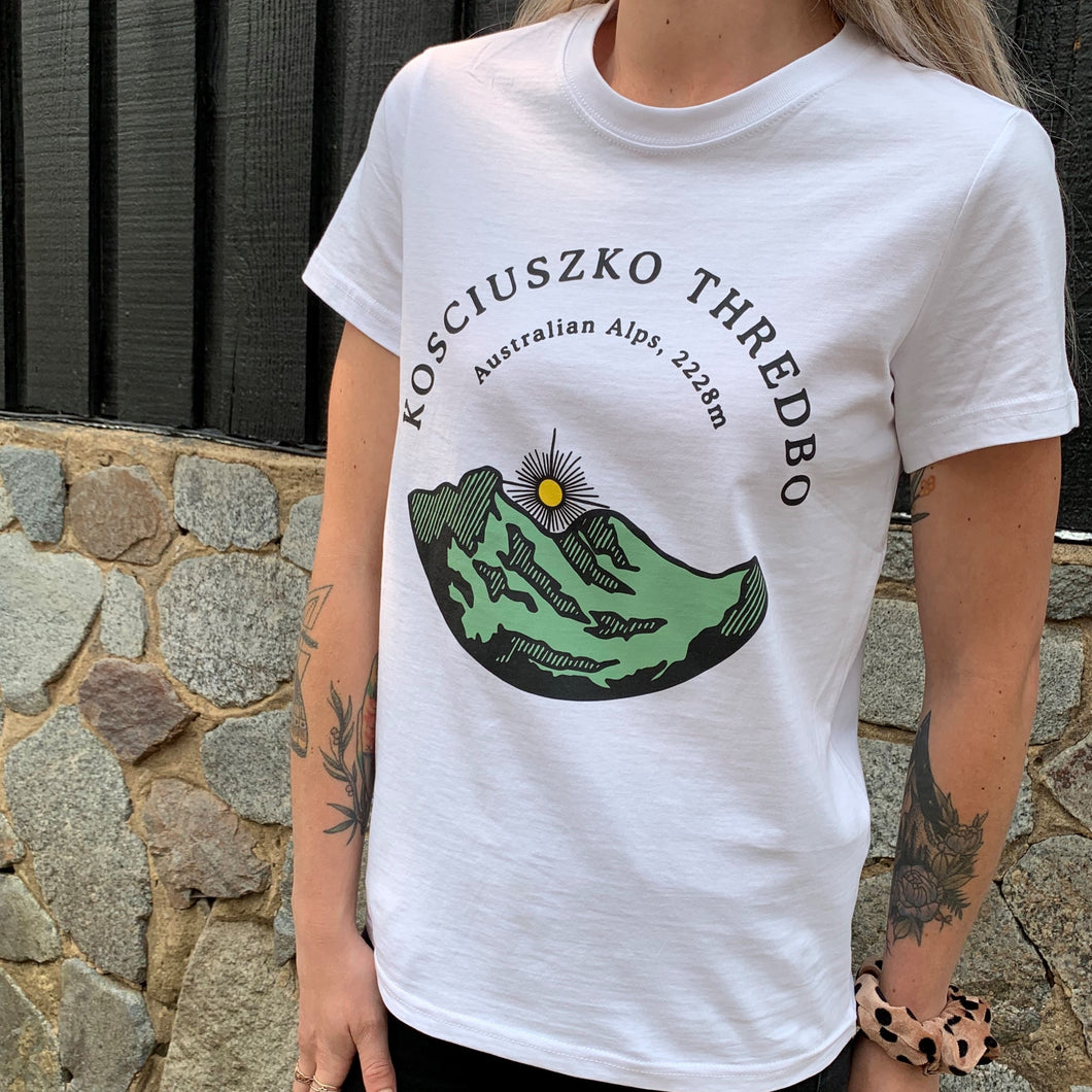 Kosciuszko Shirt Ladies