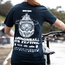 2019 Cannonball T-Shirt Navy