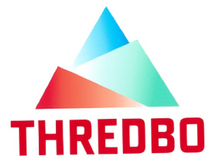Thredbo Logo Helmet Decal