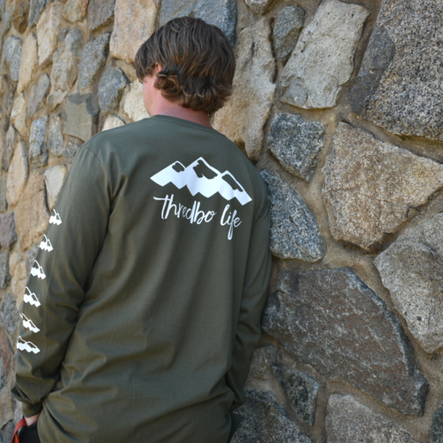 Thredbo Life Main Range Long Sleeve