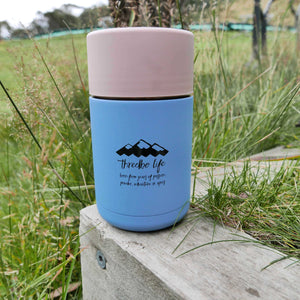 Thredbo Life Frank Green Stainless 10oz Cup
