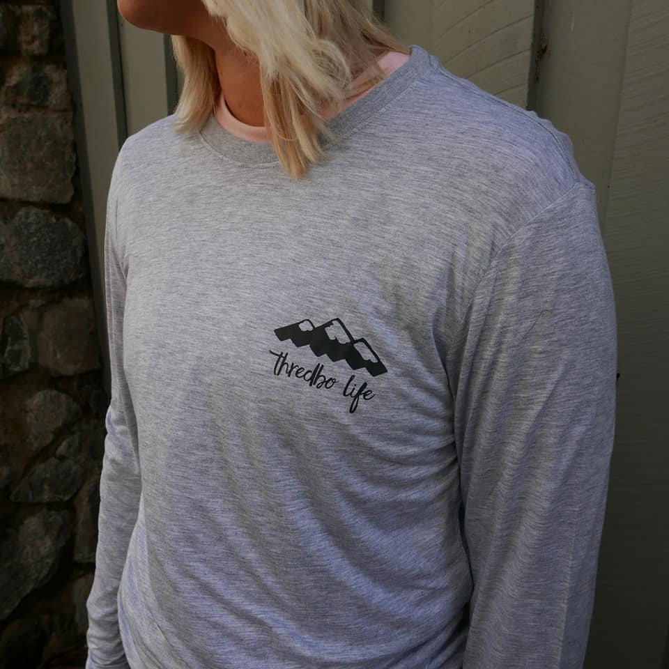 Thredbo Life Born Long Sleeve