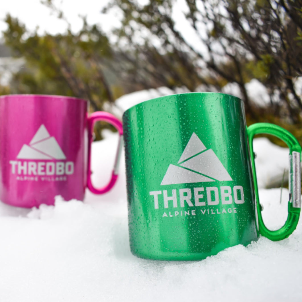 Thredbo Carabina Camp Mug