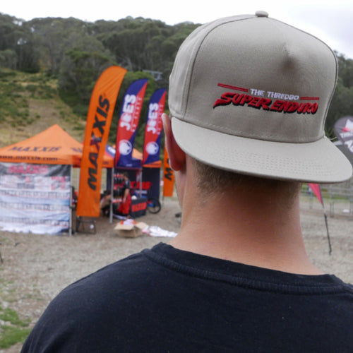 Thredbo Super Enduro Baseball Cap
