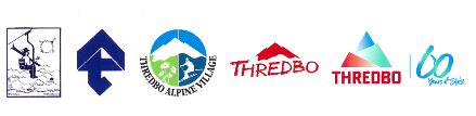 Thredbo Logo History Sticker