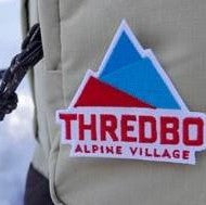 Thredbo Logo Applique Patch