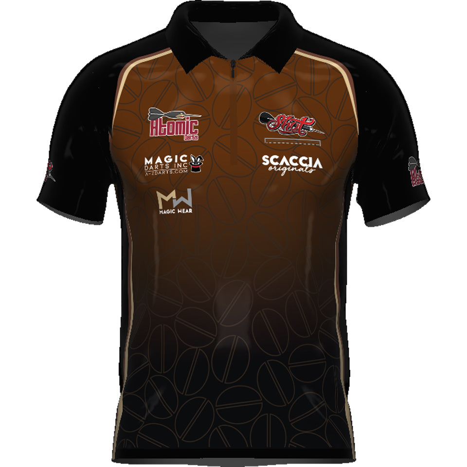 1st Edition Coffee & Darts Jersey - PRE ORDER