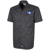 Scotish Darts Short Sleeve Workshirt