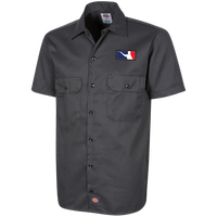 USA Darts Short Sleeve Workshirt