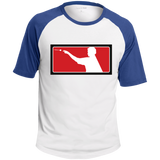 English Darts Colorblock Raglan Jersey