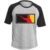 German Darts Colorblock Raglan Jersey