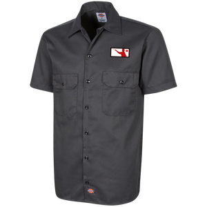 Canada Darts Short Sleeve Workshirt