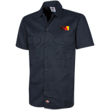 German Darts Short Sleeve Workshirt