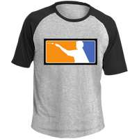 Dutch Darts Colorblock Raglan Jersey