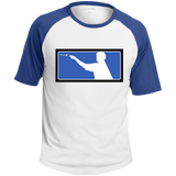 Scottish Darts Colorblock Raglan Jersey