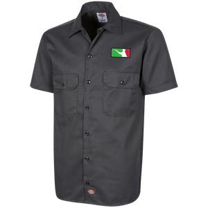 Welsh Darts Short Sleeve Workshirt