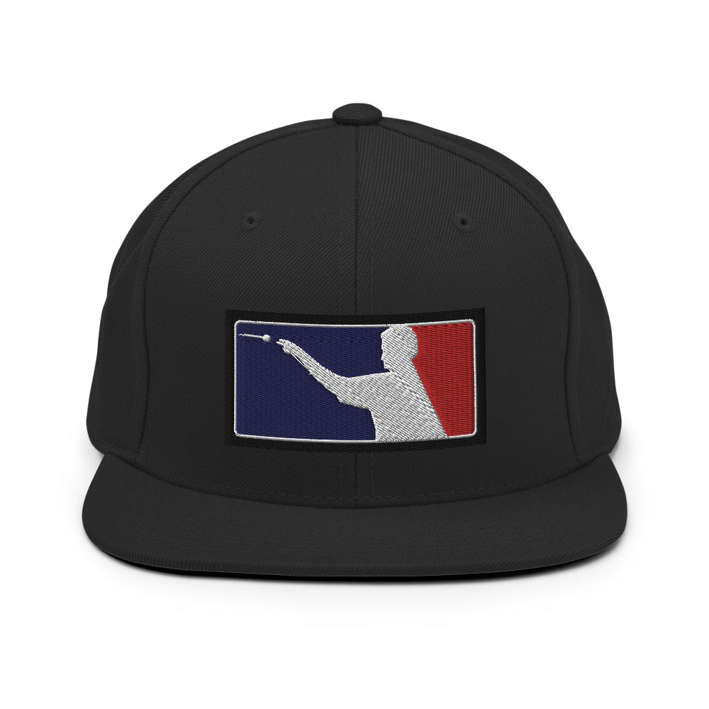 USA Darts Snapback Hat
