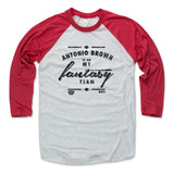 Antonio Brown Men's Baseball T-Shirt | 500 Level