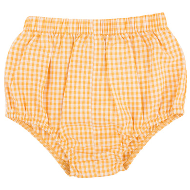 Bloomers - Lemon Gingham