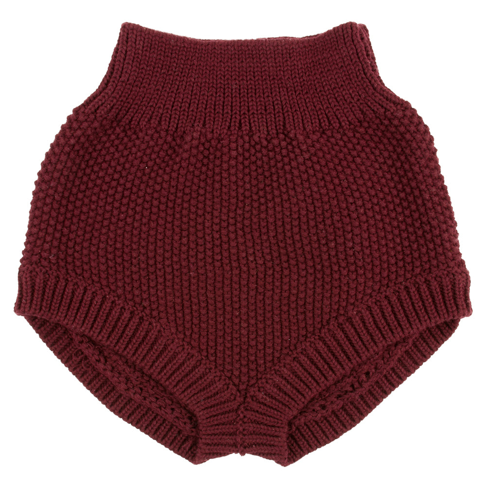Bloomers - Mulberry Knit