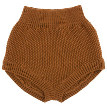 Bloomers - Maple Syrup Knit