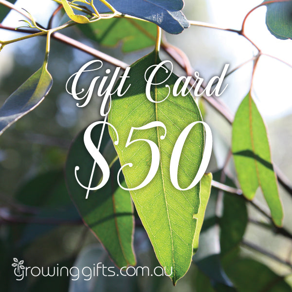 Growing Gifts Gift Cards