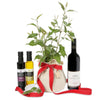 Christmas native tree Wine Lovers gift hamper