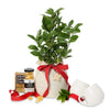 Christmas luscious lemon tree tea hamper