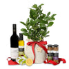Christmas luscious lemon tree gourmet gift hamper