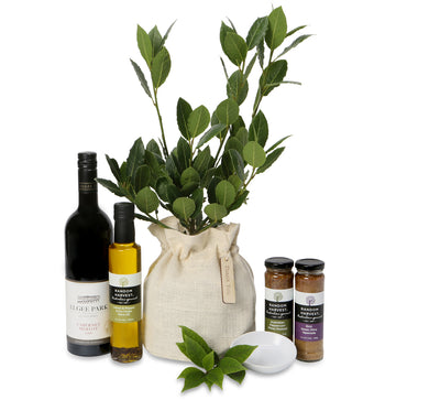 bay laurel gourmet gift hamper