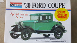 Monogram 1/24 '30 FORD COUPE