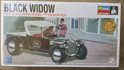 "Monogram 1/24 BLACK WIDOW ""T"" PICKUP ROD"