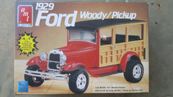AMT ERTL 1/25 1929 Ford Woody/ Pickup