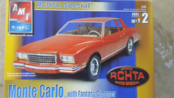AMT ERTL 1/25 Monte Carlo with Fantasy Chopper