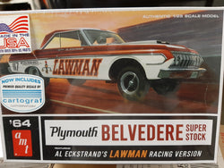 AMT 1/25 '64 Plymouth Belvedere Super Stock