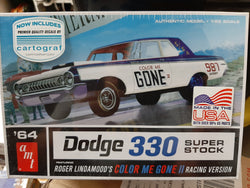 AMT 1/25 '64 Dodge 330 Super Stock