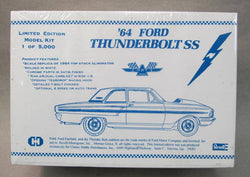 Revell 1/25 '64 Ford Thunderbolt SS Limited Edition