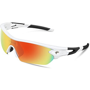 Polarized Sports Sunglasses - Brilliant Hippie
