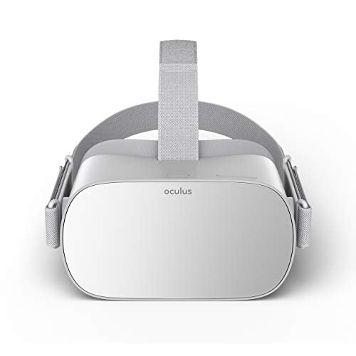 Oculus Go Standalone Virtual Reality Headset - 64GB
