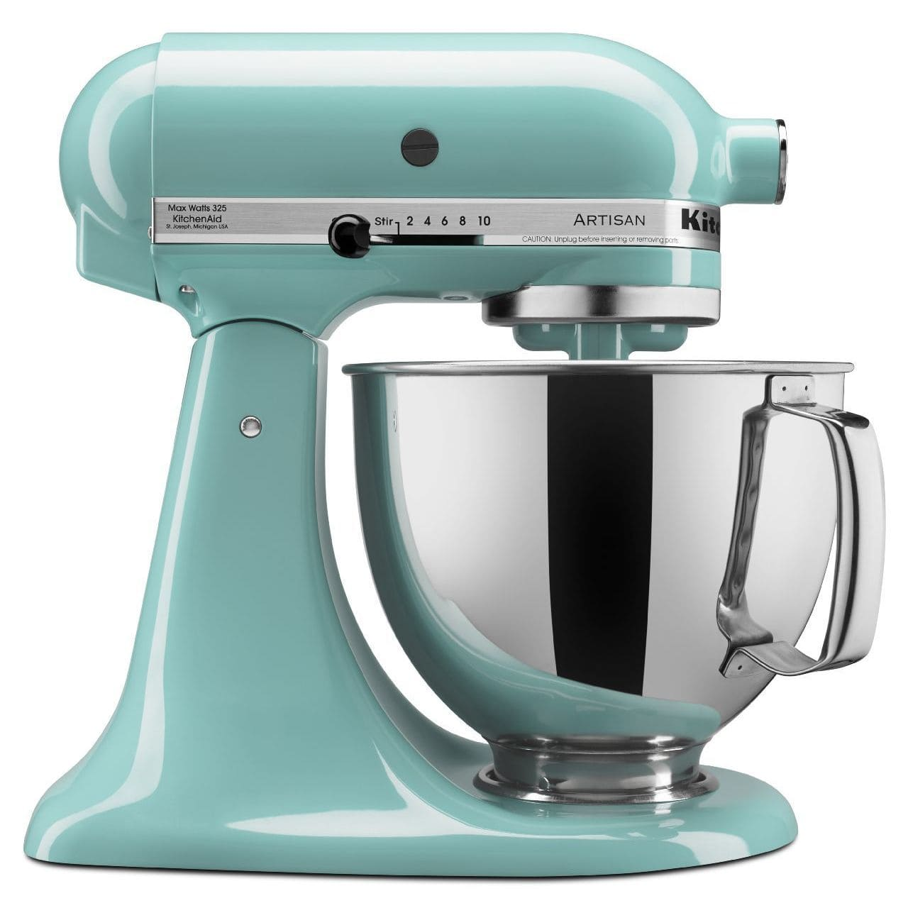 KitchenAid KSM150PS 5-Quart Artisan Tilt-Head Stand Mixer