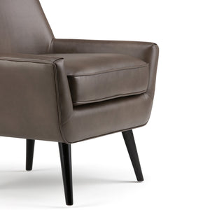 Westminster Warhol Mid Century Accent Chair