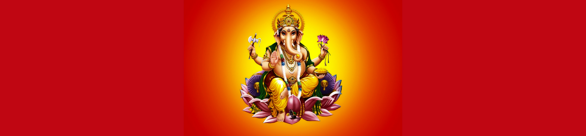 The Hindu God Ganesh - Who is this Elephant Headed Fellow