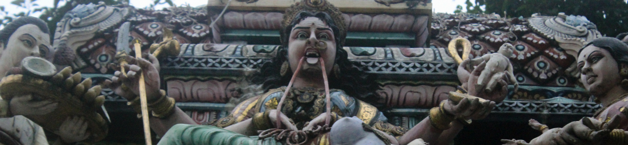 About Goddess Kali, Kashgar