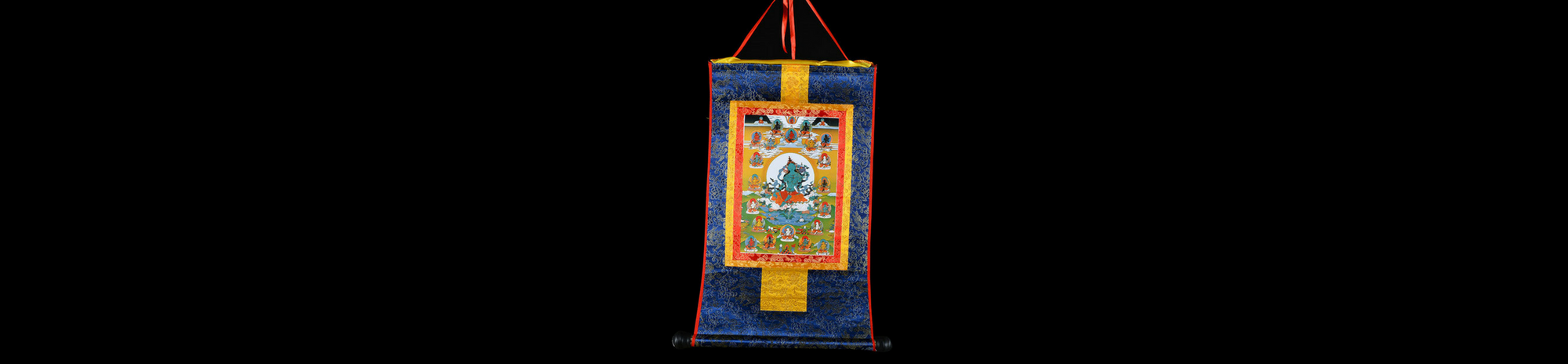 Meaning Symbolism of the Thangka, Kashgar