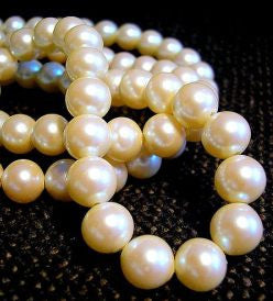 Pearl - Birthstone for June & Anniversary Gem for the Third and Thirtieth Wedding Anniversaries