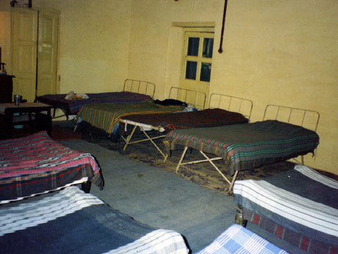 dorm accomodaion kashgar