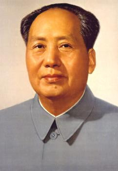 classic portraiture of mao