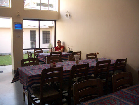 the dining room was disappointing - kashgars hotel classification system